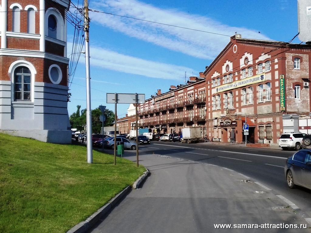 Жигулевский пивоваренный завод в Самаре