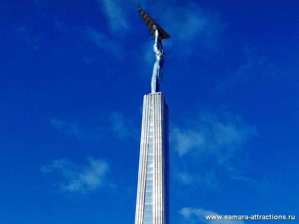Монумент Славы в Самаре