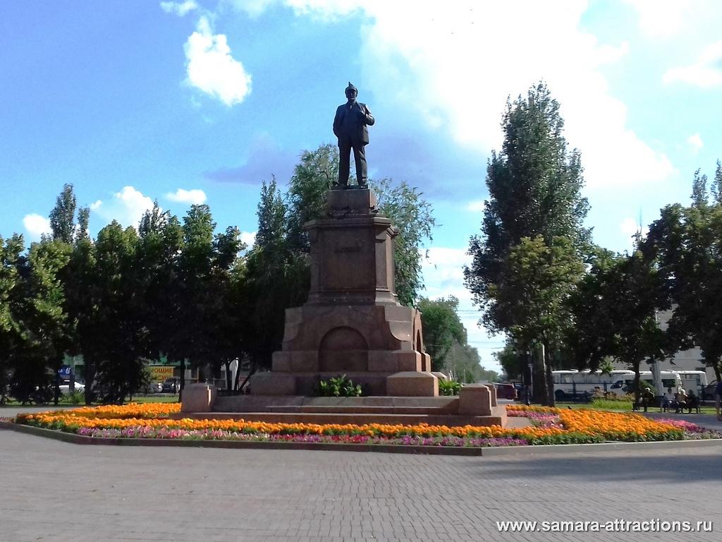 Площадь Революции Самара