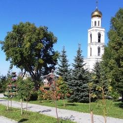 Сквер им.Пушкина в Самаре