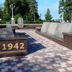 Мемориал Соловецким Юнгам в Самаре