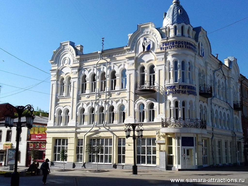 Архитектурные памятники на Ленинградке