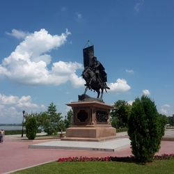 Памятник князю Засекину
