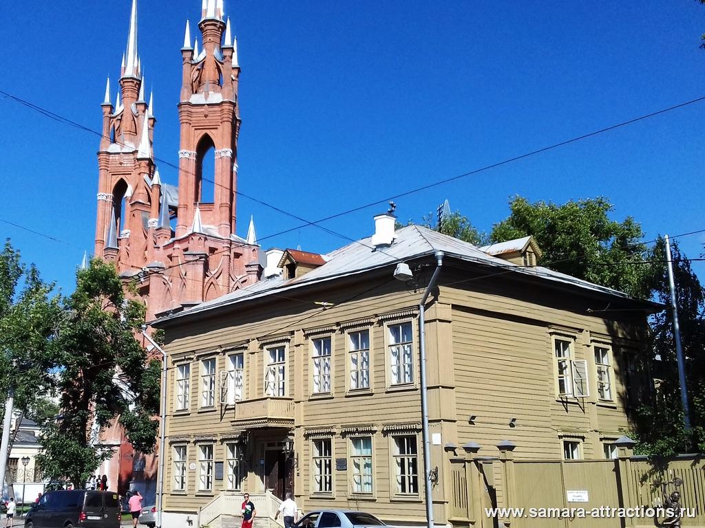 Музей-усадьба Алексея Толстого в Самаре